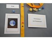 Planetenspiel, Neuauflage jetzt mit Arbeitsheft