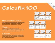 Calcufix 100, mathematische Puzzle-Spiele, 2.-3. Klasse