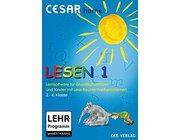 CESAR Lesen 1 Home, CD-ROM, 2.-4 Klasse