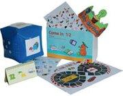 Come in Smartbox mit Materialien für die Freiarbeit 1-2