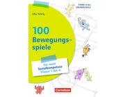 100 Bewegungsspiele für mehr Sozialkompetenz, Klasse 1-4, Buch