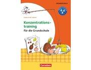 Konzentrationstraining für die Grundschule, Kopiervorlagen, 1.-4. Klasse