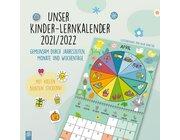 Unser Kinder-Lernkalender 2021/2022, 1-2 Klasse