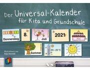 Der Universal-Kalender für Kita und Grundschule, 2021, 1-4 Klasse