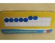 Das Zahlenbuch. Metallbox mit Zwanzigerfeld und magnetischen Wendeplättchen.