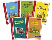 Die Alphas, Lesebücher 1-5 im Paket, 4-7 Jahre