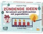 24 plus X zündende Ideen für Advent und Weihnachten mit Jugendlichen, Karten, ab 12 Jahre