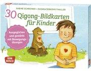 30 Qigong-Bildkarten für Kinder, ab 4 Jahre
