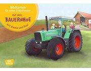 Kamishibai Bildkartenset - Auf dem Bauernhof mit Emma und Paul