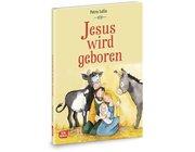 Bibel-Bilderbuch: Jesus wird geboren, Buch, ab 3 Jahre