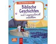 Biblische Geschichten mit Legematerial erzählen, Buch, ab 4 Jahre