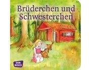 Mini Brüderchen und Schwesterchen, Mini-Bilderbuch, 3-8 Jahre