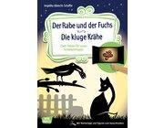 Das Schattentheater - Der Rabe und der Fuchs, Heft, ab 5 Jahre