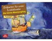 Kamishibai Bildkartenset - Die kleine Meerjungfrau, 4-8 Jahre