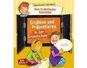 Mein Erzähltheater Kamishibai - Erzählen und Präsentieren in der Grundschule, Buch, 6-10 Jahre