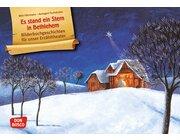 Kamishibai Bildkartenset - Es stand ein Stern in Bethlehem, ab 4 Jahre