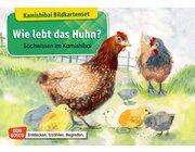 Kamishibai Bildkartenset - Kami Das Huhn, 6 bis 12 Jahre