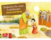 Kamishibai Bildkartenset - David wird König, 3 bis 8 Jahre