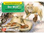 Kamishibai Bildkartenset - Der Wolf, 6 bis 12 Jahre