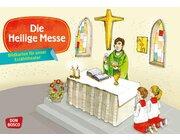 Kamishibai Bildkartenset - Die Heilige Messe, 6 bis 12 Jahre