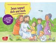 Kamishibai Bildkartenset - Jesus segnet dich und mich, ab 2 Jahre