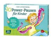 30 Power-Pausen für Kinder, Kartensatz, 4-8 Jahre
