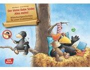 Kamishibai Bildkartenset - Der kleine Rabe Socke: Alles meins!, 3-8 Jahre