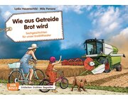Kamishibai Bildkartenset - Wie aus Getreide Brot wird, 4-8 Jahre