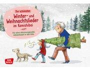 Kamishibai Bildkartenset - Die schönsten Winter- und Weihnachtslieder im Kamishibai, ab 2 Jahre