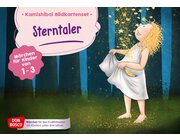 Kamishibai Bildkartenset - Sterntaler, 1-3 Jahre