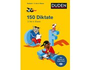 150 Diktate 2. bis 4. Klasse, Buch