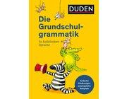 Duden - Die Grundschulgrammatik, Grundschule, Buch