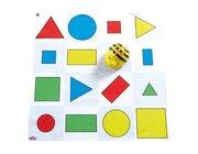 Bee-Bot Matte geometrische Figuren, 4-9 Jahre