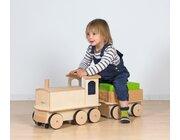 Großer Holzzug Set, ab 18 Monate