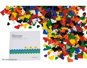Herz-Puzzle-Set