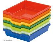 Kunststoffkasten Größe III transparent
