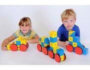 3D Magnetblöcke Set - 40 Stück, ab 3 Jahre