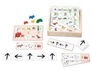 Coding animals, Lernspiel, ab 4 Jahre
