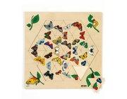 Triama Puzzles: Schmetterlinge, ab 3 Jahre