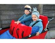 Winther® TURTLE Fußsack 8816000 für Turtle Kinderbus