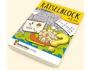 633 Rätselblock ab 8 Jahre