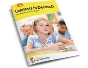 294 Lesetests in Deutsch, Heft, 4. Klasse