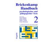 Brickenkamp Handbuch psychologischer und pädagogischer Tests, zweiter Band