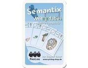Semantix Mit drei dabei