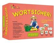 Wortsicher! Im Garten, Bilderbox