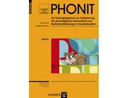 PHONIT Übungsprogramm, Manual inkl. CD, 1.-4. Klasse