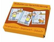 Bildkarten zur Sprachförderung - Vergangenheit Gegenwart Zukunft, 3-6 Jahre