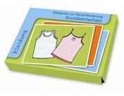 Bildkarten zur Sprachförderung - Grundwortschatz: Kleidung