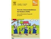 Test zum Satzverstehen bei Kindern (TSVK), 2-8 Jahre