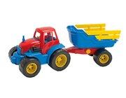 dantoy® Sandspielzeug, Schlepper mit Anhänger